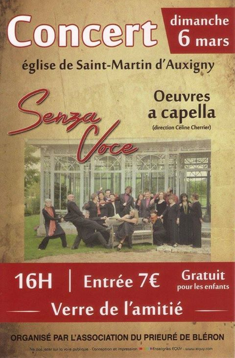 Affiche saint martin