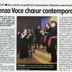 Concert de Mars 2013